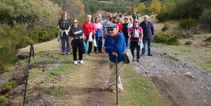 Promovemos el envejecimiento activo y la calidad de vida en el medio rural