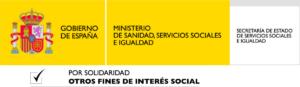 ministerio de sanidad servicipos sociales e igualdad